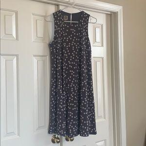 Anne Klein polka dot dress